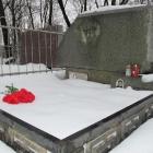 Семнадцатые чтения (2012). На могиле Л.Я. Лившица