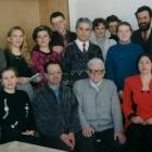 Первые чтения. 1996. Цветная.